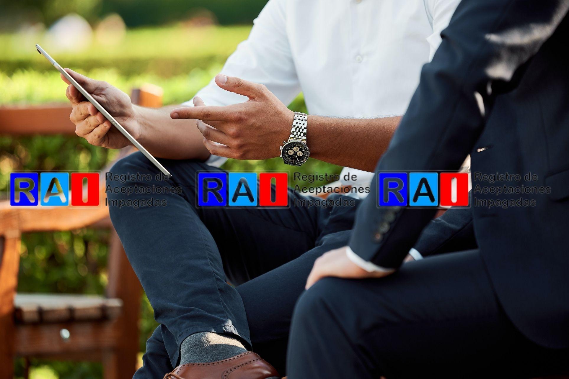 Qué es el RAI: Todo sobre el Registro de Aceptaciones Impagadas