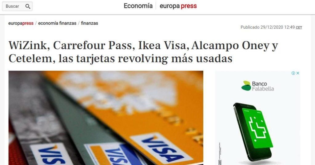 La tarjeta Ikea es una de las más solicitadas, pero también las más reclamada.