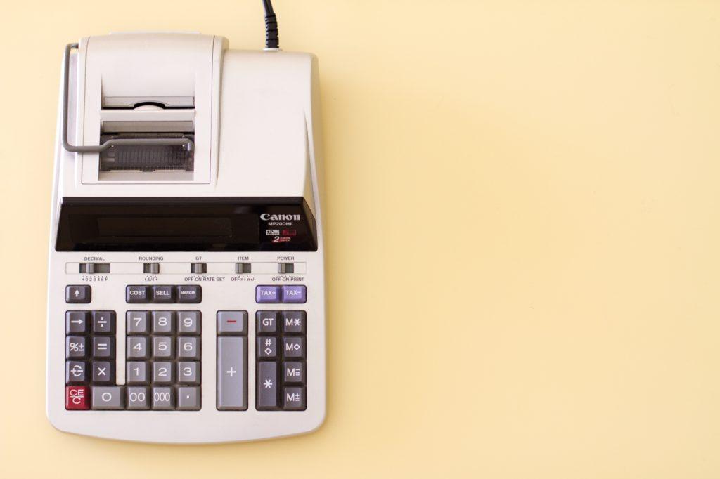 Calcular gastos del concurso de acreedores