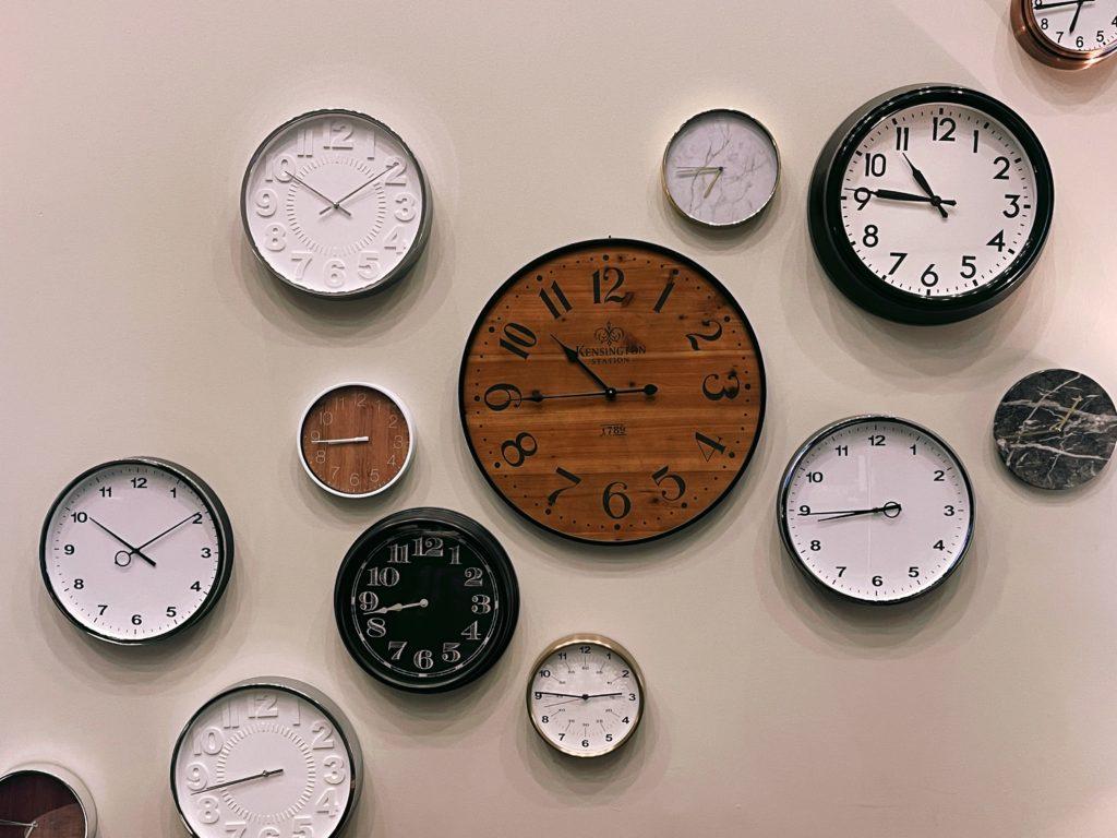 Relojes para calcular duración del concurso de acreedores