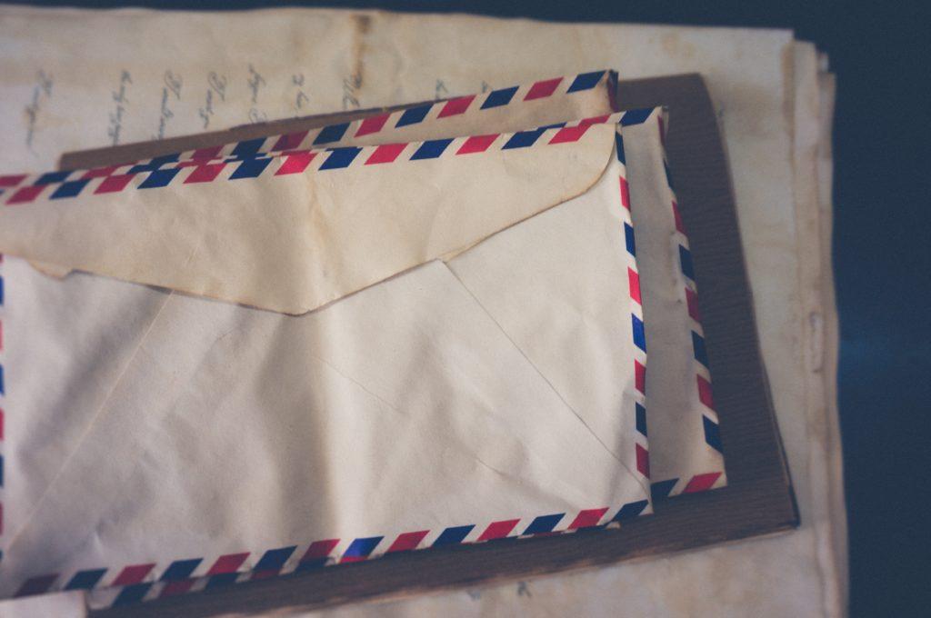 Carta certificada para consultar ASNEF por correo tradicional